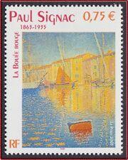 2003 FRANCE N°3584** TABLEAU Paul SIGNAC, FRANCE 2003 Painting MNH
