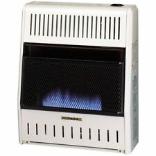 ProCom Space Heater Blue Flame Propane Gas Vent Free Outdoor Portable 20000 BTU