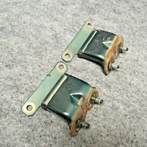 1999-2000 Mercury Villager Sport LH & RH Liftgate Hinges Pair Set Green N359