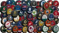 NHL Reverse Retro Jersey Collector Pucks by Inglasco - All 31 Teams Available
