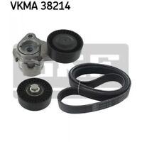 SKF V-Ribbed Belt Set VKMA 38214