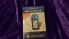 THE DVD GUIDE GARMIN e-TREX LEGEND GPS - THE GPS OUTFITTERS, 2003 Operation Help