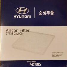 Genuine Hyundai Santa Fe DM (MY13-) Aircon filter (Cabin pollen filter)