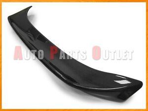 Subaru BRZ Scion FR-S GT86 Coupe TRD Look Carbon Fiber Trunk Spoiler Wing 12-15