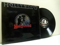 HOLLYWOOD TV SOUNDTRACK carl davies LP EX+/EX- INA 1504, vinyl, album, 1979, uk