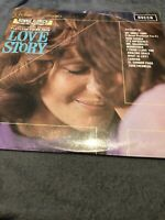Ronnie Aldrich Love Story vinyl LP album record UK PFS4222 DECCA 1971