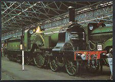 Railway Transport Postcard -  4-2-2 Loco, Great Northern Railway  DD743