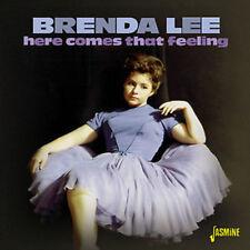 Brenda Lee - Here Comes That Feeling [New CD] UK - Import