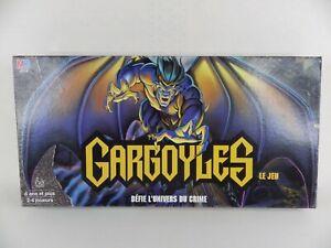 GarGoyles le jeu de MB vintage Jeux De Societedéfie l univers du crime