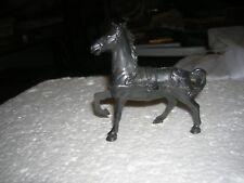 Thomas Toy Roman Horse Large 70Mm Toy Soldiers Original Vintage 1950'S black