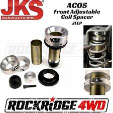 Acos Front Adjustable Coil Spacers Jeep Cherokee XJ & Comanche 84-01 JKS PAIR