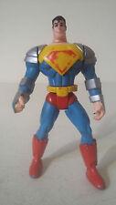FIGURINE SUPERMAN ANIMATED SERIES - SUPERMAN CAPTURE CLAW - KENNER 1996
