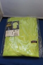 BLACK STALLION FR FLAME RESISTANT LIME GREEN  T SHIRT - FTS6-LIM  SMALL HRC2