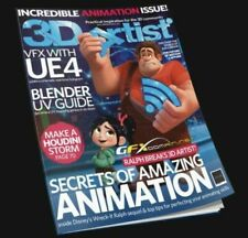 3d Artist Issue 129 March 2019 Sculpting Skills