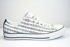 Converse Chuck Taylor Product Red OX Men's Trainers Size UK 9 / EU 42.5 (Y1B)