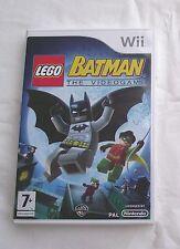 LEGO BATMAN WII PAL