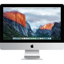 "Apple iMac 21.5"" Late 2013 Quad Core i5 2.7Ghz 16GB RAM 128GB SSD 1TB Iris Pro"