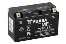 YT7B-BS BATTERIA YUASASIGILLATA 12V 6,8AH KymcoQuannon Naked 125 2010 -