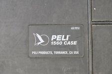 Peli Case Kit Mousse pour 1560