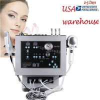 4 in 1 Diamond Microdermabrasion Ultrasound  Professional Beauty Machine