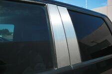 Ford F-150 SVT Raptor 2010-2014 Custom Door Window Pillars - Stainless Steel