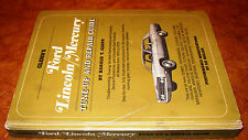 Ford Lincoln Mercury 1960 1961 1962 1963 1964 1965 Galaxie Monterey LTD Sunliner