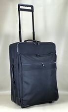 "Briggs & Riley Baseline Luggage - 24"" Upright Suitor Suitcase in Black"