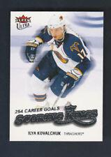 2008-09 NHL Fleer Ultra Scoring Kings # SK12 Ilya Kovalchuk