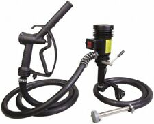 PRO-LUBE Oil Electric Pump 10.5 Gallons per Minute Flow Rate