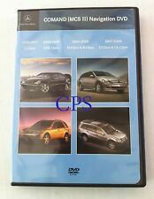 MERCEDES BENZ C,CLK,M,R,GL CLASS NAVIGATION DVD CD DISC 2006.1 DISK GPS MAP