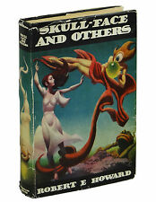 Skull-Face and Others by ROBERT E. HOWARD ~ First Edition 1946  Arkham House 1st