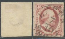 Netherlands - Classic Used Stamp DX23