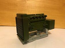Corgi Modern Truck Heavy Haulage Green Generator Load Only 1/50