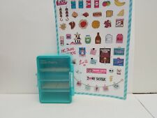 Lol Surprise Glamper Fridge With Stickers