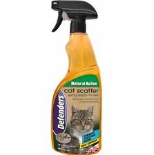 Defenders STV Cat Repellent Deterrent Repeller Spray 1 LITRE - Keep Cats Off