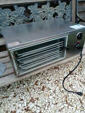 Wisco 616 Convection Oven Muffin Cookies Used Only A Few Times With Oven Trays