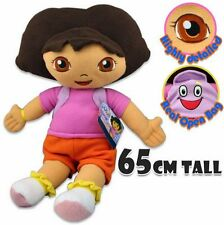 Dora the Explorer Backpack 65cm High Cuddly Large Soft Plush Pillow Doll Toy