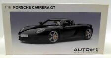 Coches, camiones y furgonetas de automodelismo y aeromodelismo AUTOart color principal negro Porsche