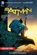 Batman: Zero Year Dark City Vol 5 by Greg Capello 9781401248857 Free Ship Oz