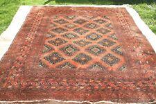 £2750 John Lewis HANDMADE Persian Khal Mohammadi vegtable dye 285 x 210cm