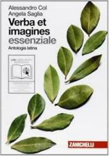 verba et imagines essenziale, Zanichelli scuola, codice:9788808161949