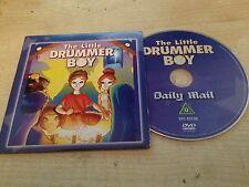 THE LITTLE DRUMMER BOY Childrens Favourite Cartoon burbank Animation Studios DVD