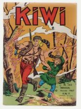 KIWI  PETIT FORMAT N°126 FÉVRIER  1967  EDITIONS LUG