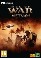 Men Of War: Vietnam (PC-DVD) BRAND NEW SEALED