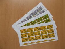 Israel - SG894 / 896 1983 Settlements MNH complete sheets of 15.