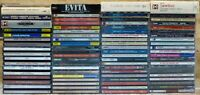 YOU PICK THE CD'S YOU WANT - BROADWAY - MUSICALS - SOUNDTRACKS