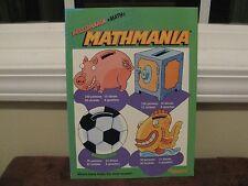Highlights Magazine Mathmania ( New 1999 Paperback ) ~Great Teaching Tool~