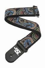 Planet Waves Joe Satriani Guitar Strap, Snakes Mosaic