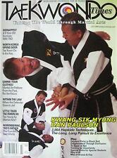7/06 TAEKWONDO TIMES KWANG SIK MYUNG DAN PAULSON KARATE KUNG FU MARTIAL ARTS
