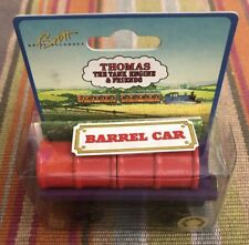 1997 Britt Allcroft Wooden Thomas Train 1st Edition Barrel Car! New